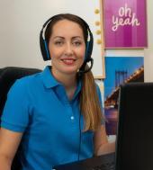 Ιδιαίτερα Μαθήματα Dimitra Kafkoula-Μαθήματα Αγγλικών Online